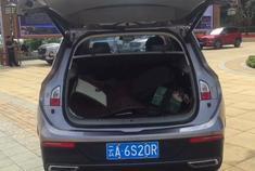 视频:十万的SUV宝骏RS-5居然能实现扫腿开尾门