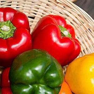 女性多吃柿子椒,维生素C含量是苹果37倍,搭配猪肝补血速度翻倍