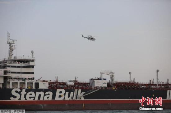 欧洲多国欲在波斯湾联合护航 伊朗:完全没必要|伊朗