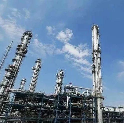 总投资267亿!中安联合煤制甲醇区流程打通,产出MTO级甲醇!