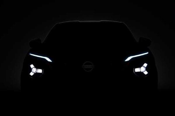 具有两厢车性能的迷你SUV!日产全新JUKE再发预告图:分体式大