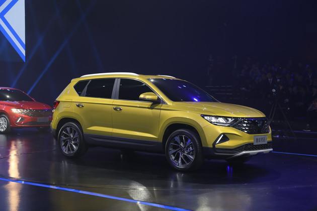 """捷达品牌""""首款""""SUV或将预售 8.98万元起有望9月上市"""