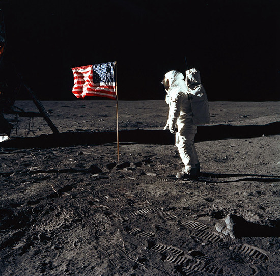 人类登月50年 这些日常生活用品都是它的衍生产品|宇航员|月球