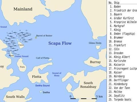 浅析第一次世界大战后,德国海军是如何重新建立的