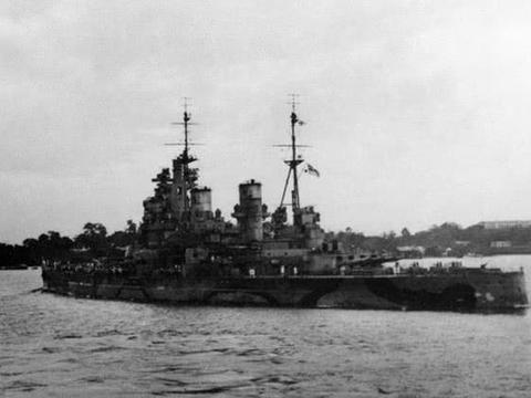 战列舰的终结,马来海战——英国皇家海军Z舰队覆灭记