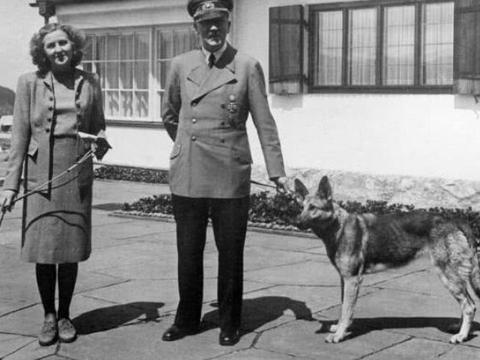 希特勒的情妇和爱犬,为什么希特勒临死之计,要让他们双双陪葬?