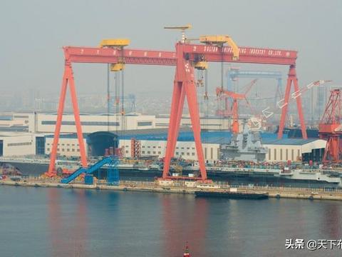 没有核动力,吨位仅增加2万吨,3号航母战力为何能两倍于辽宁舰?