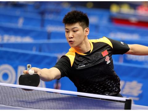 地表最强乒乓球赛事开打,武杨、郝帅两位世界冠军第一天出局!