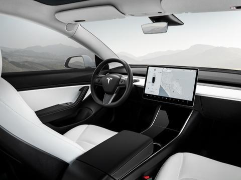 特斯拉Model3,内饰的设计有怎样的风格,车内又有哪些配置