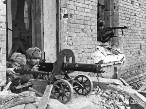 保卫斯大林格勒攻坚柏林城:二战头号攻城专家苏联红军的惨烈巷战