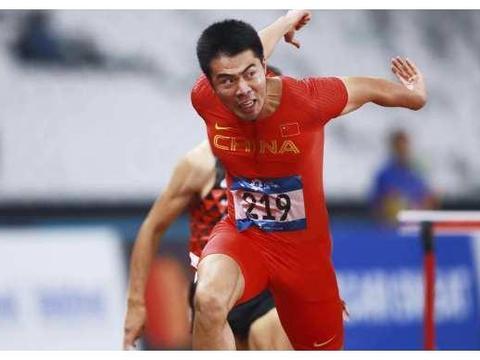 110米跨栏的传承,刘翔师弟再夺冠军,让世界见证东方速度