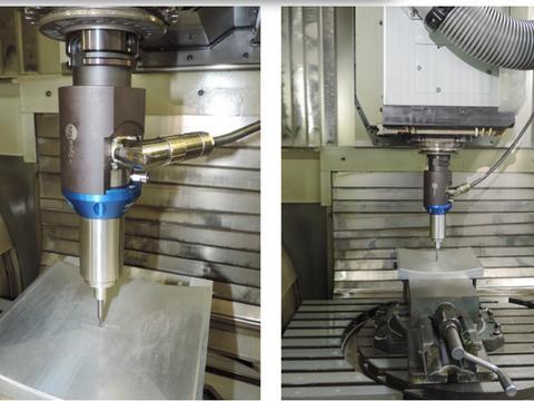 史陶比尔Staubli库卡kuka机器人切割加工首先电主轴德国sycotec
