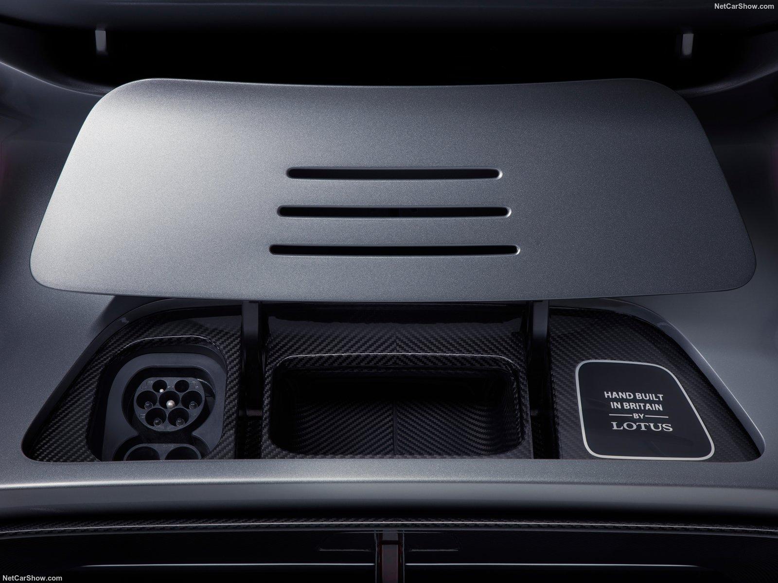 2000马力,路特斯推出世界上功率最大的量产跑车Evija