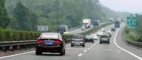 太好啦!深汕高速拟今年底改扩建,4车道变8车道……