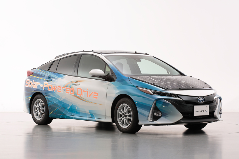提供新车身颜色选择 2019款丰田普锐斯PHEV将登陆欧洲