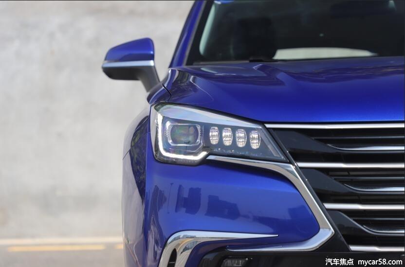 自主轿跑SUV新选手,长安CS85 Coupe值不值得买?