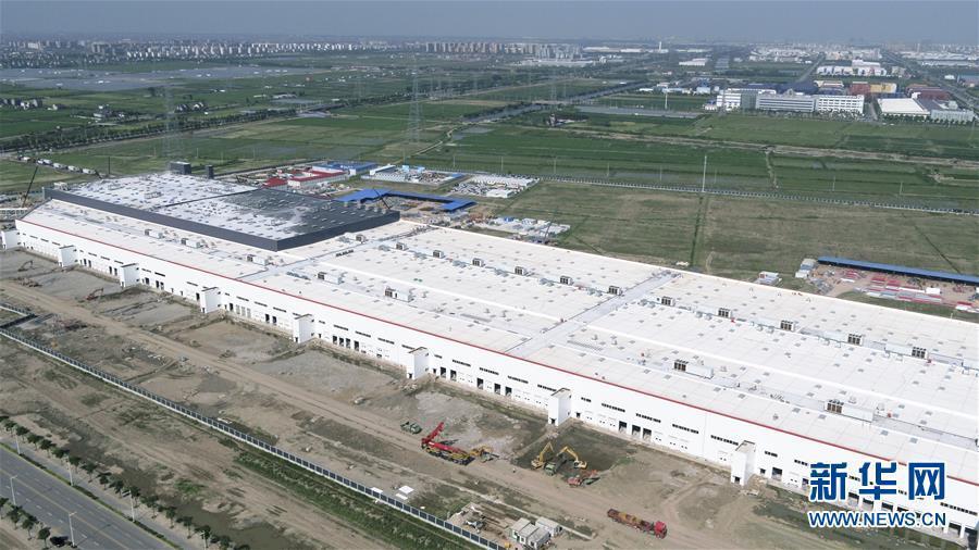 探访特斯拉上海超级工厂
