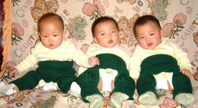 35岁宝妈成功生下三胞胎,个个健康又可爱