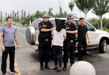绑架勒索杀人埋尸 内蒙古通辽15