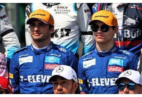 罗斯伯格:有竞争力的迈凯轮终将拆散诺里斯和塞恩斯间的关系