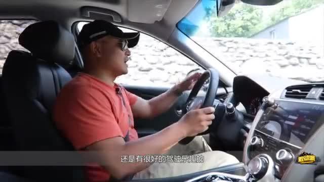 视频:讴歌与本田有何不同?老蔡试驾讴歌CDX,答案就在视频