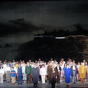 原创歌剧《拉贝日记》柏林首演大获成功