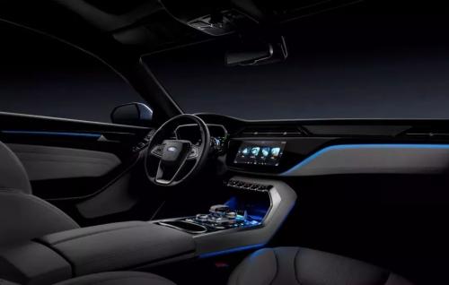 福特首款高质量纯电动SUV领界EV开启预售