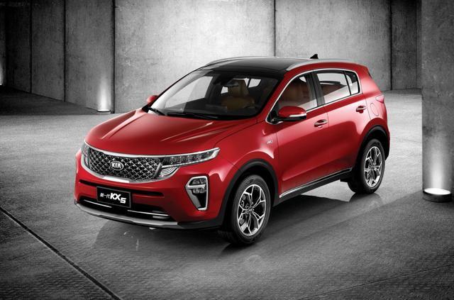 颜值/配置通通在线 解读新一代KX5缘何被称为最强中配SUV