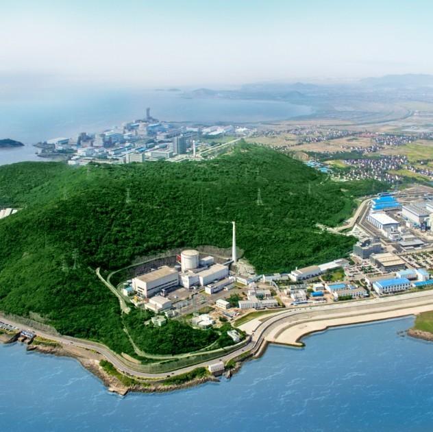 探访中国最大的核电基地——秦山核电站