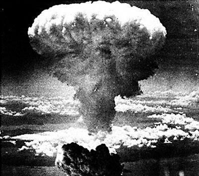 二战美军研制的小男孩核弹,热核武器先驱