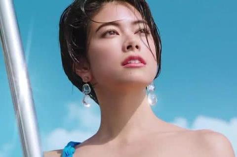 日媒票选适合海边的女神,工藤静香第七,广濑铃第三,第一是她?