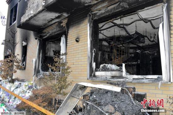 京都纵火案嫌犯涉嫌杀害33人 警方重新取得逮捕证|逮捕证|纵火案