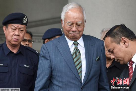 "<b>""一马""案审讯因炸弹威胁遭中断 警方称系虚报|吉隆坡|马来西亚</b>"