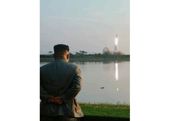 <b>外媒:博尔顿访韩期间 朝鲜发射高超音速武器示威</b>