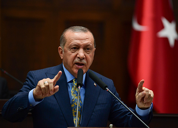 特朗普想做的事 土耳其总统先做到了|央行行长|降息|土耳其