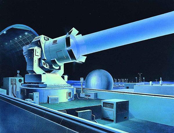 法国宣布成立太空指挥部后 又将研发反卫星激光武器