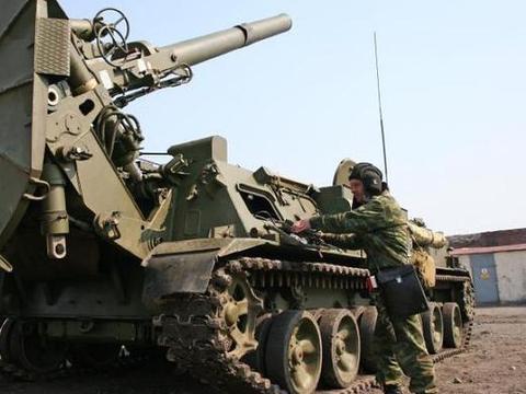 日军竟曾生产过4辆300毫米自行迫击炮?