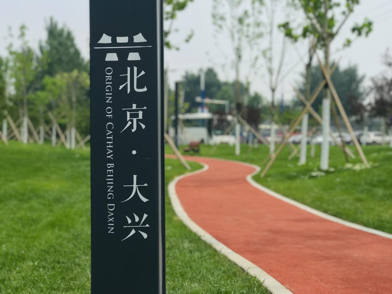 新增绿地3.1万平米,大兴安定镇这两块地变身小公园