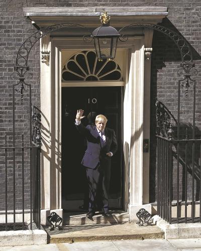 """约20名特雷莎·梅时期的阁僚遭解职或主动请辞英国新内阁""""大换血"""""""