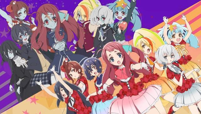 动画佐贺偶像是传奇要出第二季,之前第一季女主出门就被撞死了