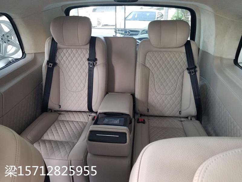 奔驰V260豪华多功能商务车,商务之星全国最低价!