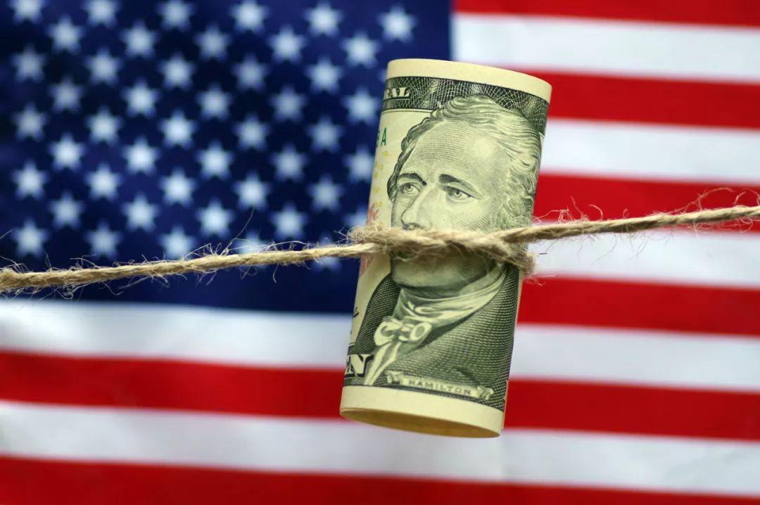 美国第二季度经济增速降至2.1%,低于上季度3.1%增速