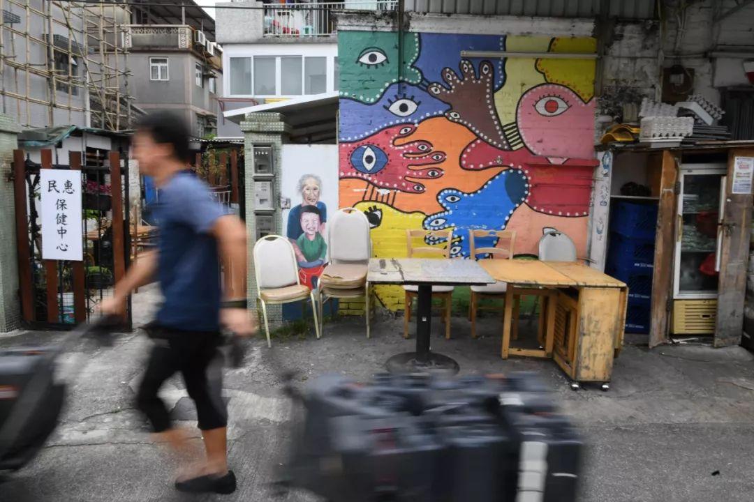 香港居民:好好的日子怎么突然变了|元朗|游行