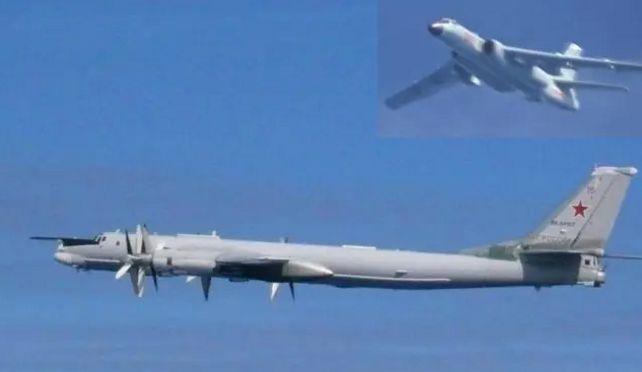 外媒:中俄巡航在美日韩间打入楔子|轰炸机