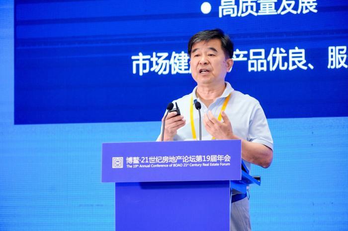 顾云昌:限价政策有很多弊端 能不限价就不要限价