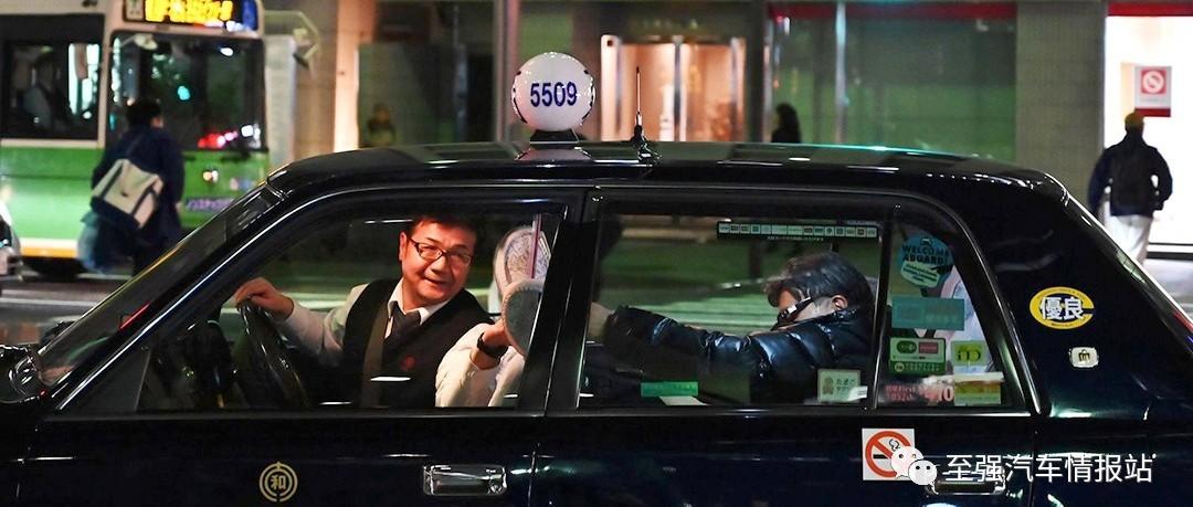 日本的士迎战东京奥运 | 周末不讲车