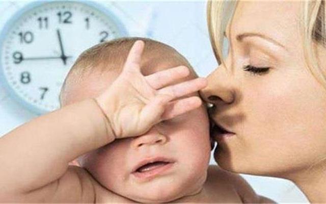 宝宝经常泪流,要注意了,这可能是泪囊炎前兆,要去医院检查下