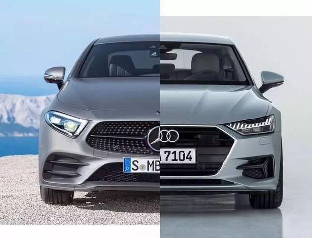 豪华轿跑对决:奥迪A7与奔驰CLS谁更胜一筹?