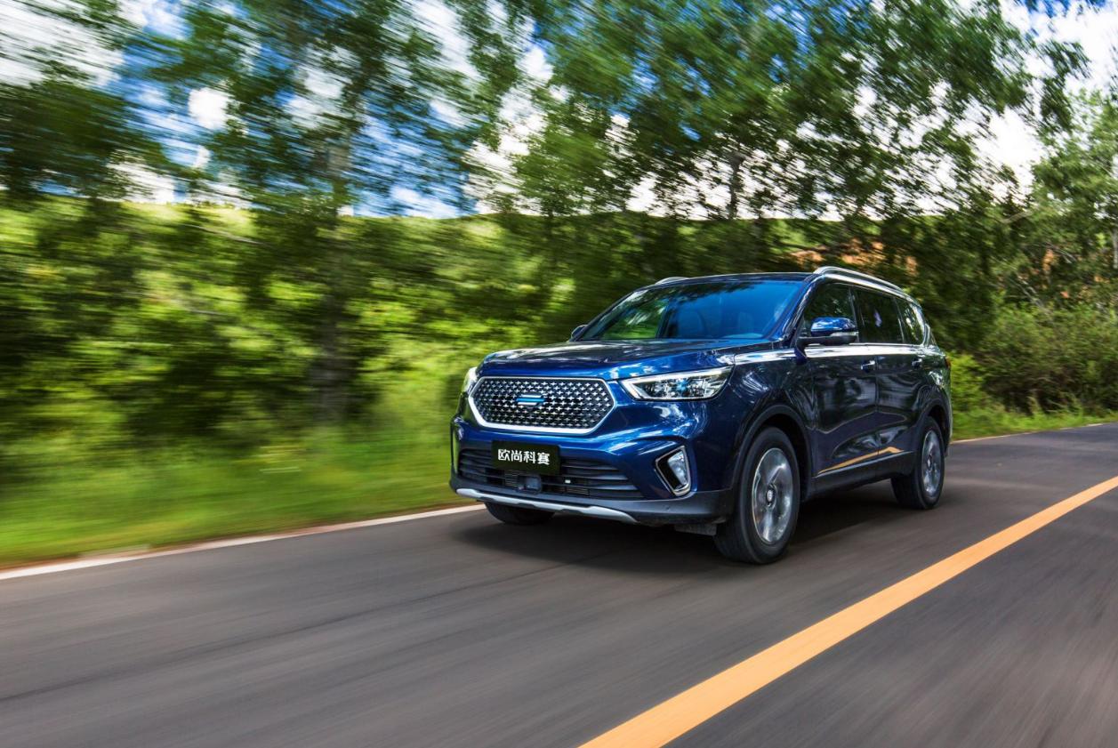 """售价为8.68万元起,""""长轴距5座大SUV""""2020款科赛正式上市"""