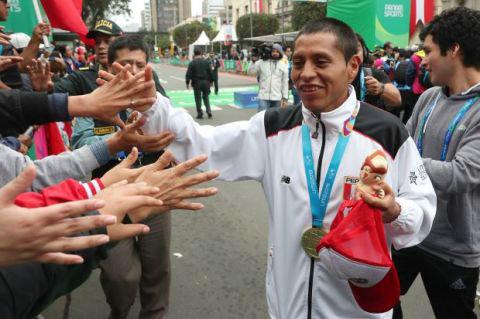 帕切科赢得男子马拉松冠军 为秘鲁完成横扫